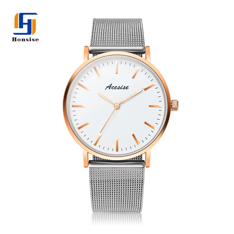 Wrist Watch Quartz Stainless Steel Japan Lady Women Case Luxury Fashion fancy watches Oem