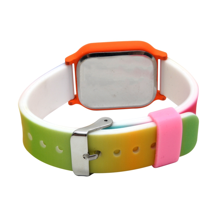 2021 NEW customized wrist touch screen LED watch for kids