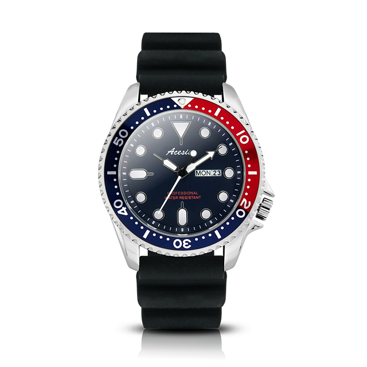 2021 ALLOY Luxary Tagheur Whatch Man Bling Watch Digital White