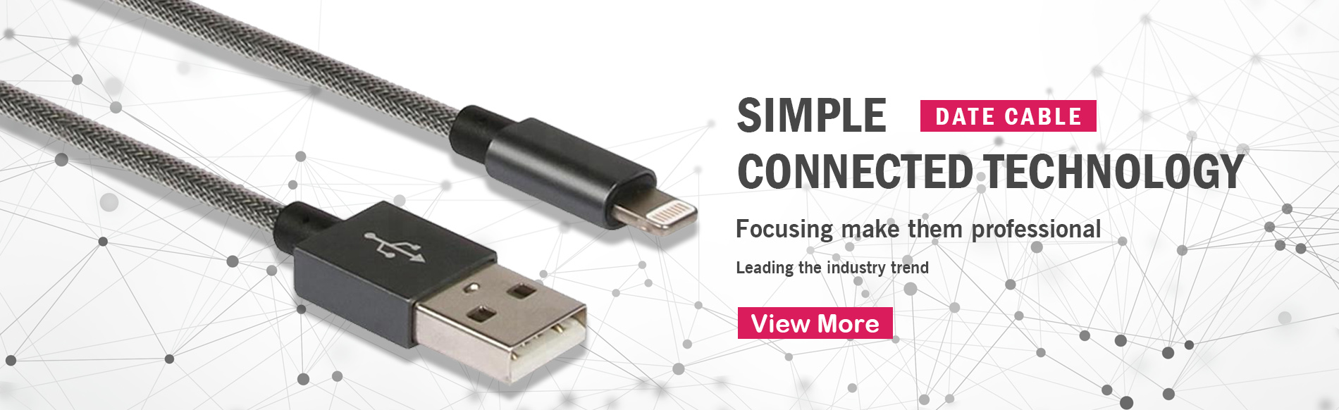 USB cables manufacturer