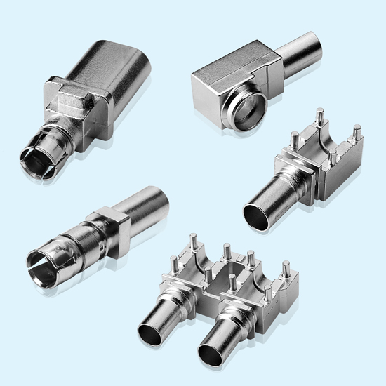 casting metal housing connector