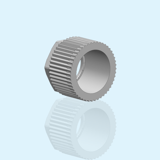 Custom zamak zinc die connector