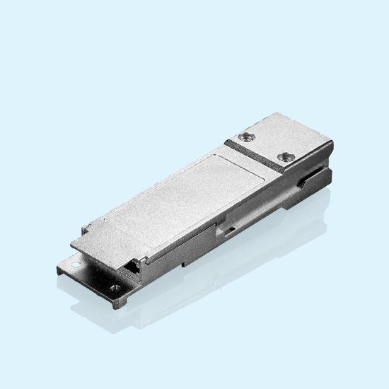 SFP connector shell housing
