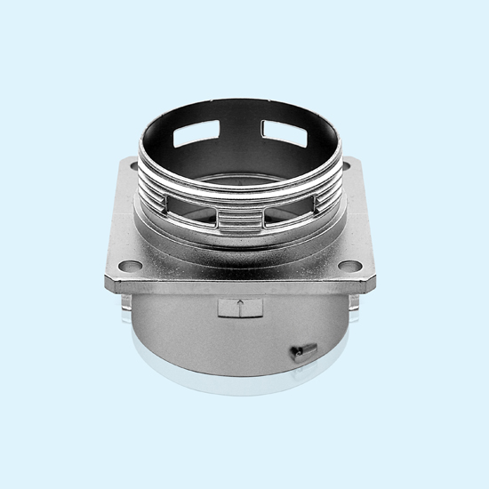 Customized hot chamber die casting parts for Electronic Vehicle connector housing