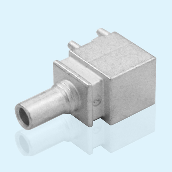 Matte Tin Plated Fakra Connector Housing For Automotive Connector With High Quality