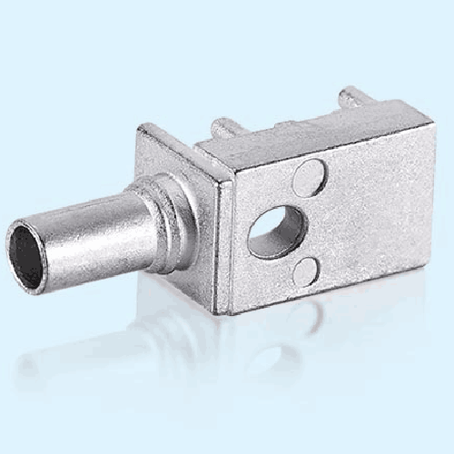 Custom-made Zinc Alloy Die Casting Rf Coaxial Connector Shell Witn High Quality In China