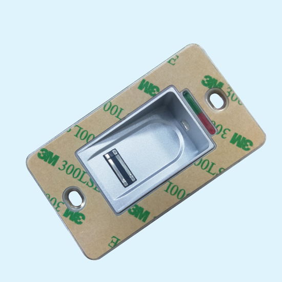 Hight Precision Zamak 3# Die Casting Lock Accessories for Fingerprint Lock Provided in China