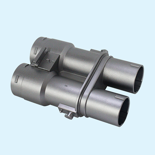 High quality of two core engineered die casting new energy connector enclosures for EV plug
