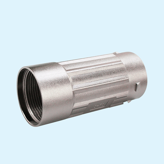High Precision Metals Design of EV Connector Shell Which Apply to New Ennergy Connector
