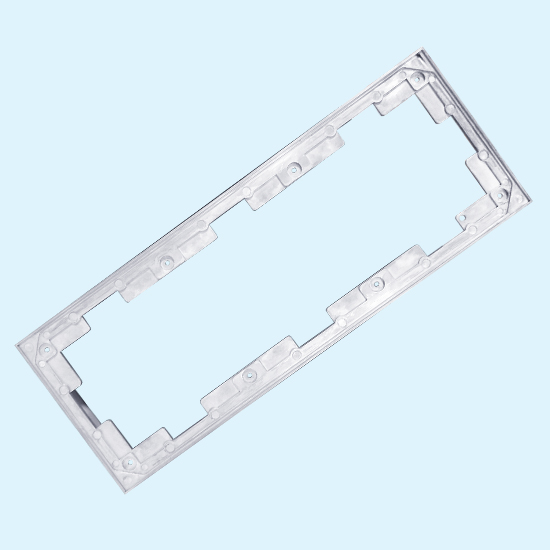 China Die Casting Factory Provide Zinc Alloy Die Casting Frame With Hot Chamber Die Cast