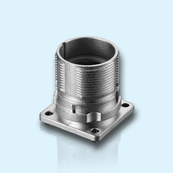 Professional Zinc Casting Service Factory Provide Zinc Die Cast Parts For Industrial Connectors Directly