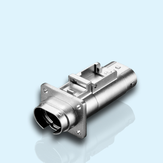 Stable Quality Zamak Casting EV Connector Shell With Precesion Dimension Made By Zink Die Casting Factory