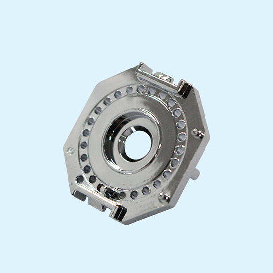 2021 Popular Customized High Precision Zinc Die-casting Connector Shell Are Applied In Ev Car