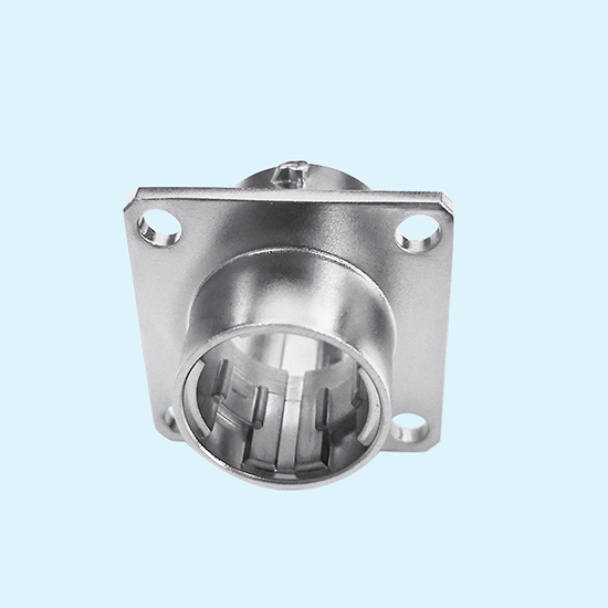 New Energy Connector Housing With Precision Dimension Made By Guangdong Customized Zink  Alloy Die Casting Factory