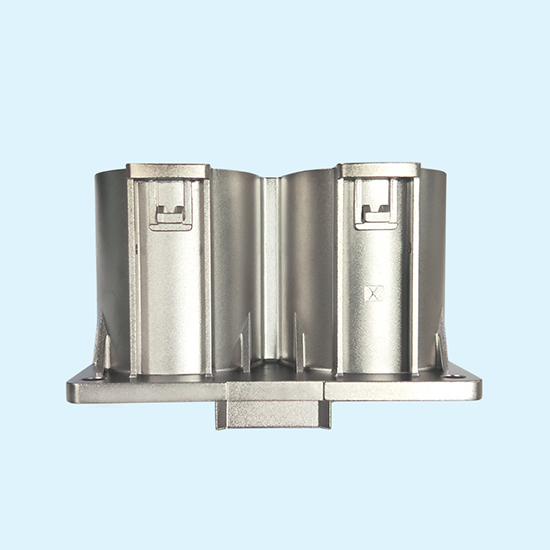 800A High Current Die Casting Zink EV Connector housing with customized casting solution in China