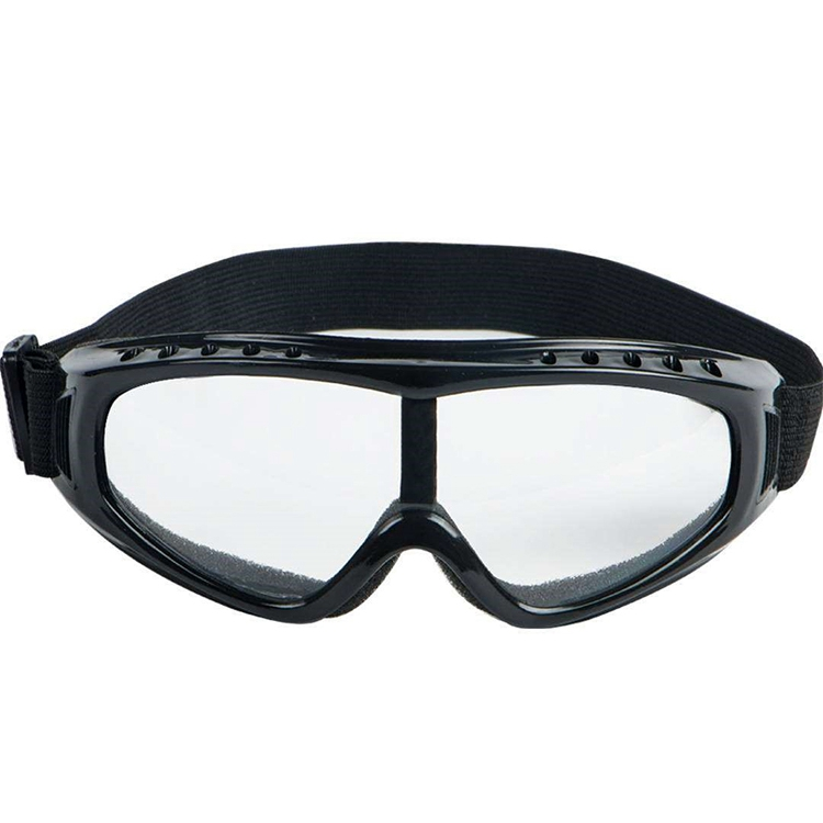 Cycling Glasses Windproof Riding Dustproof Goggles Dust Motorcycle Glasses Women Windshield Men Anti-fog Hat