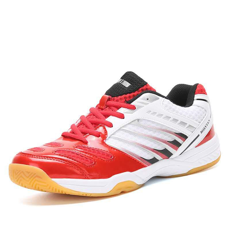 Couples Elastic Breathable Professional Training Shoes Tennis Badminton Shoes Sports Shoes