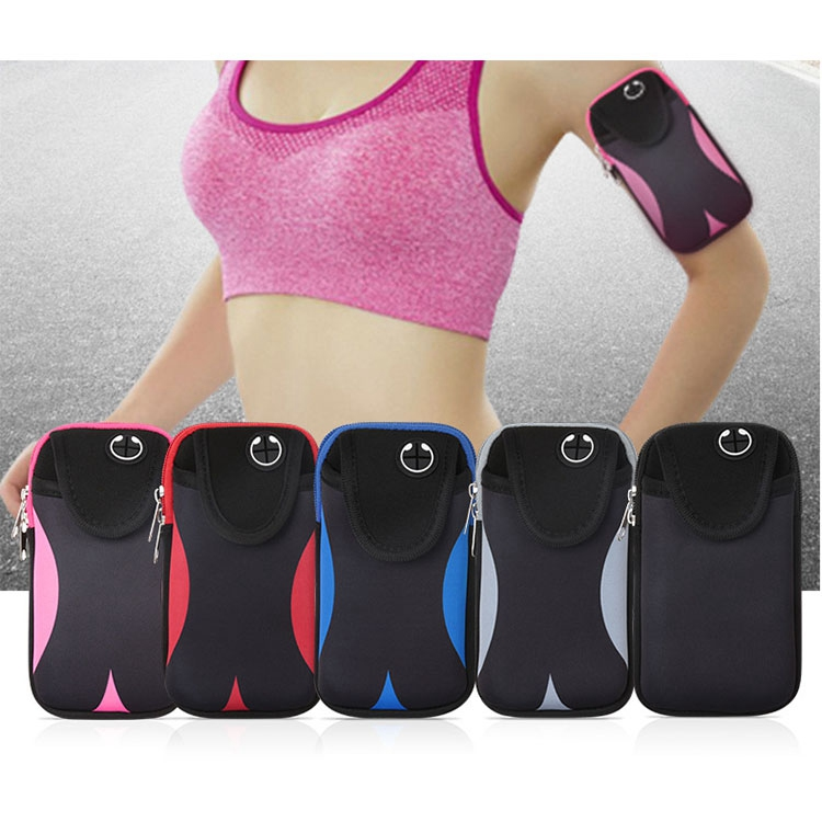 Sports Outdoor Arm Bag Mobile Phone Arm With Multifunctional Arm Bag Men And Women Running Fitness Bag