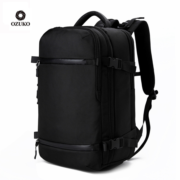 New Style Men's Backpack Outdoor Waterproof Backpack Men's Multi-function Student Computer Travel Bag