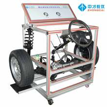 Hydraulic power steering system training platform
