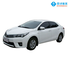 Toyota Corolla training vehicle