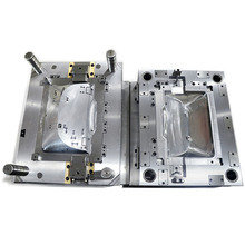 Custom Injection Mold for Intelligent Toilet Seat Cover, Bathroom.