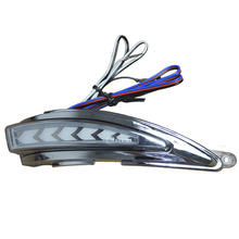 Turn Light on Car Exterior Rearview Mirror, Aftermarket Auto Parts