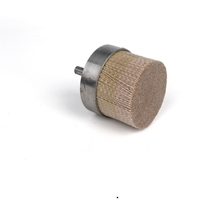 Aluminium Oxide Abrasive Nylon Disc Brushes For Deburring And Cleaning Of Cnc Machines And Automated Centres