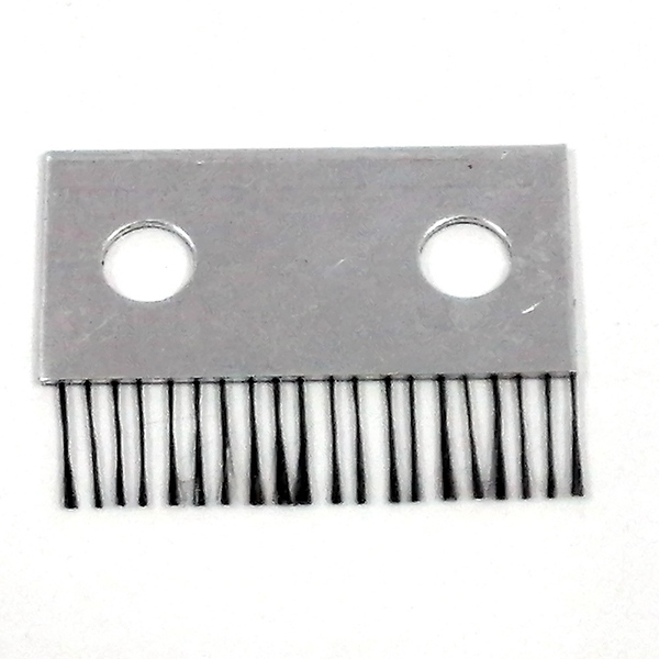 ESD brushes bar