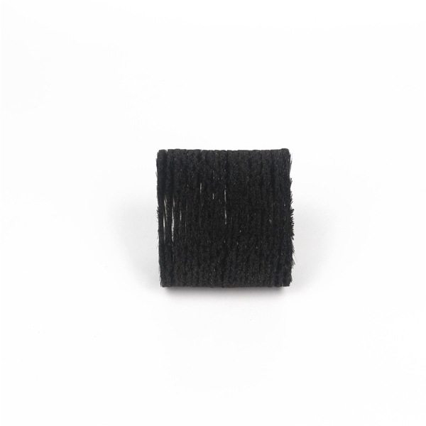 Industrial round nylon brush polish roller brushes nylon spiral brush