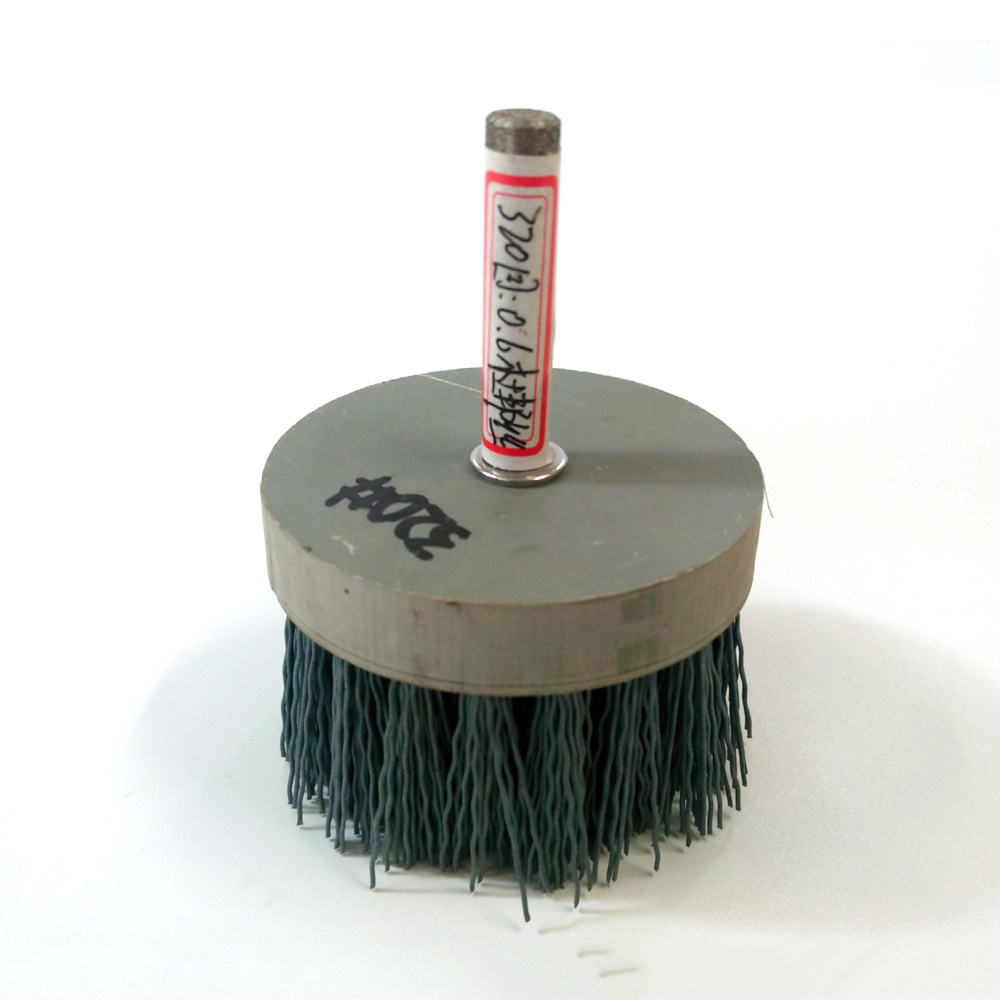 Disc Brush for Transimission Valve Body deburring
