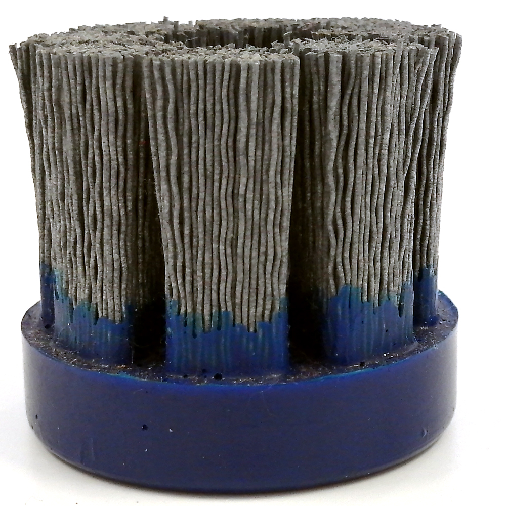 Abrasive Nylon Disc Brush Ideal for Automation