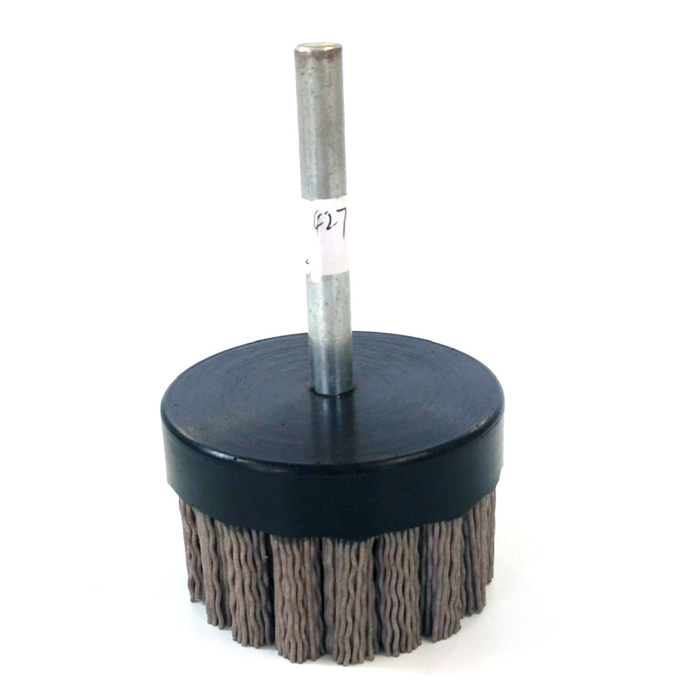 Disc Brush Ideal For Deburring