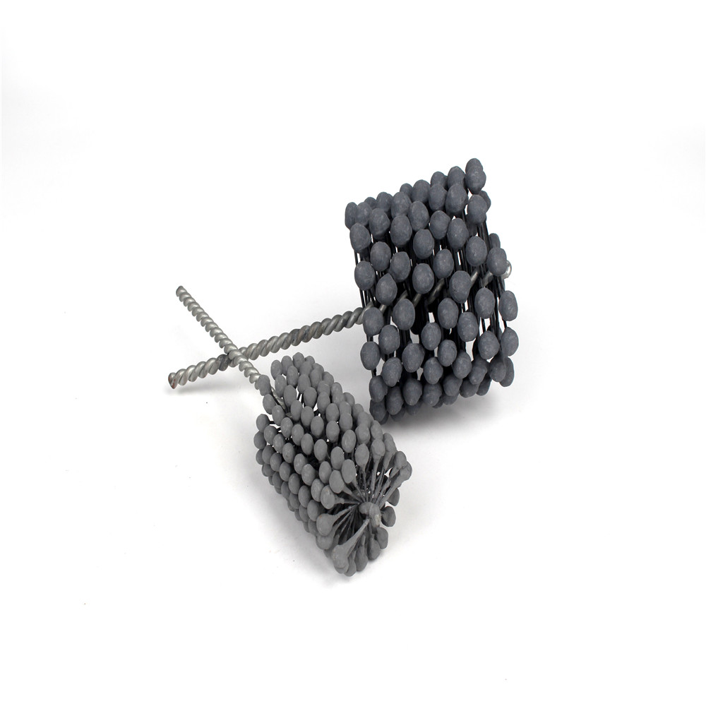 Cylinder Engine Block Pipe Internal Cleaning Abrasive Honing Brush