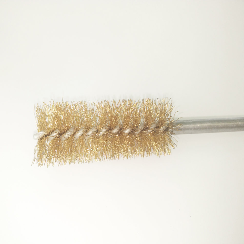 Brass Wire Tube Brush 25mm