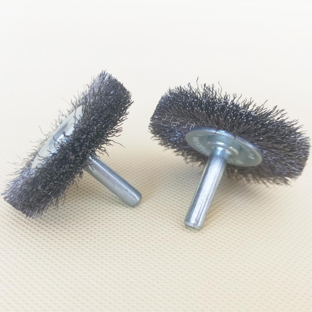 rotary wire wheels  brushes