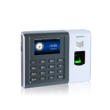 3 Inch TFT Screen Fingerprint Time Attendance Terminal With ADMS GT100
