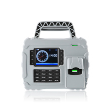 Big Capacity 0f Portable Fingerprint Attendance Machine With Network TFT500P