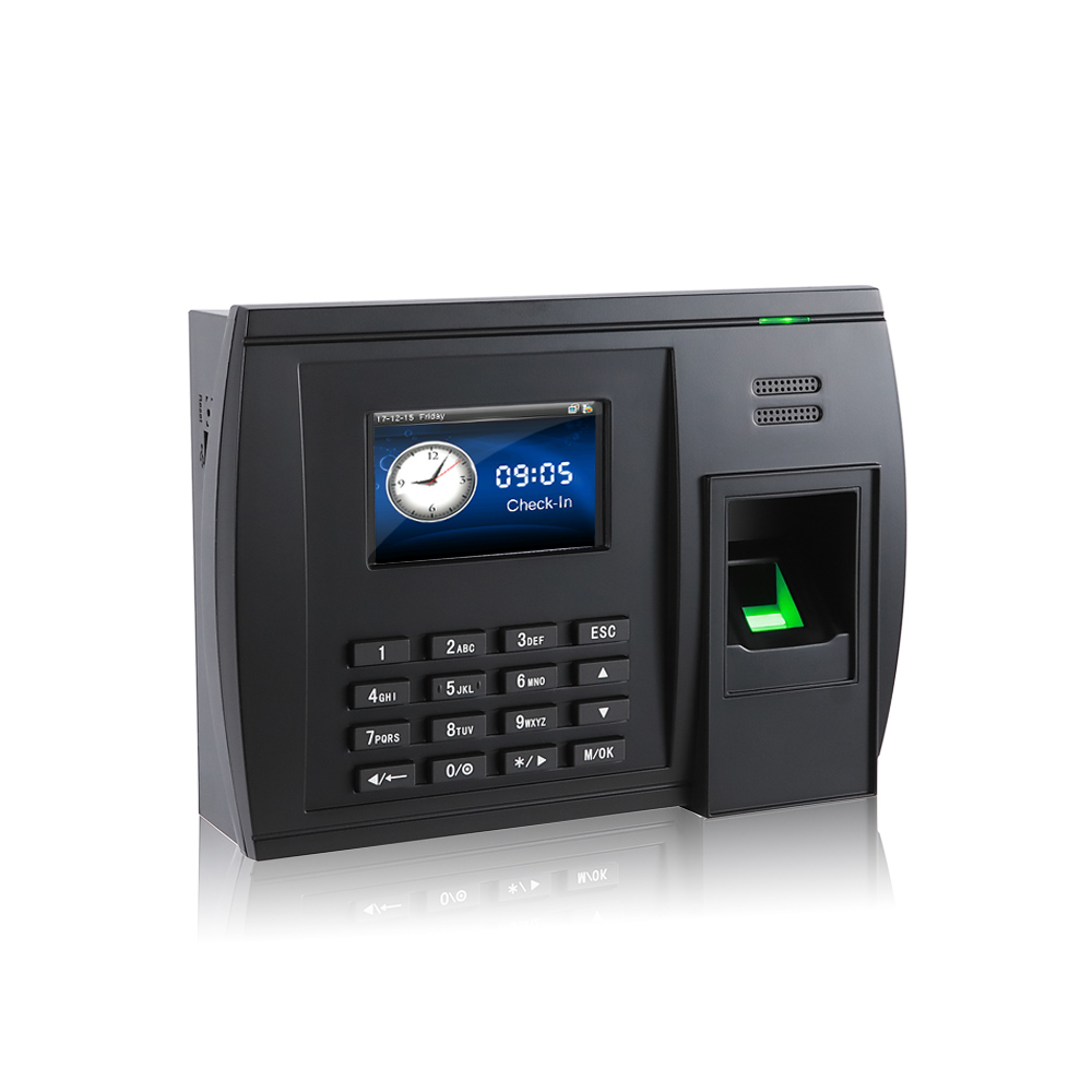 Biometric Fingerprint Time Attendance Machine With ID Card Reader 5000T C