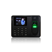 Cheap Price Standalone Machine Biometric Fingerprint Time Attendance T5
