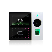 Palm Face Recognition Time Attendance Machine With Fingerprint Reader FA1 P
