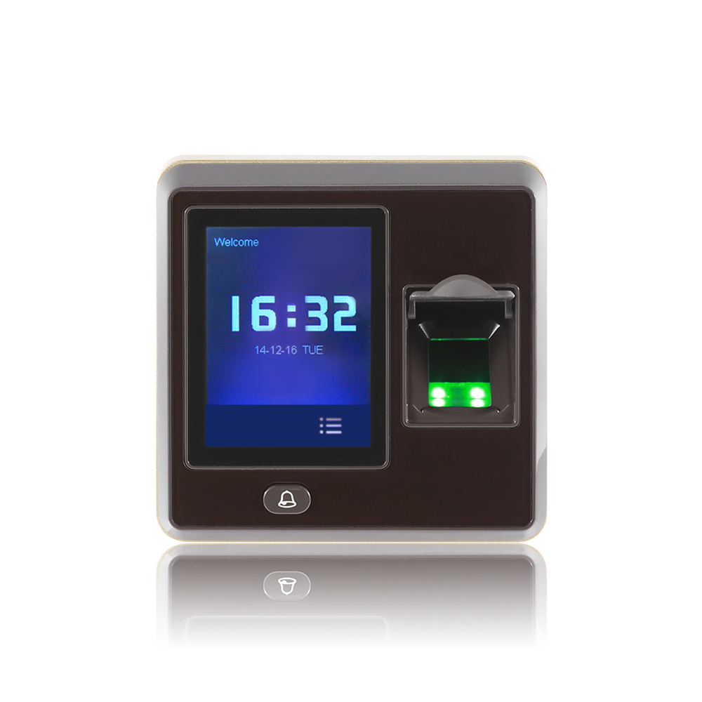 2.8 Inch Touch Screen Biometric Fingerprint Door Access Control ( F04 )