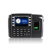 3.5''LCD Screen Fingerprint Access Control With Backup Battery (TFT600)