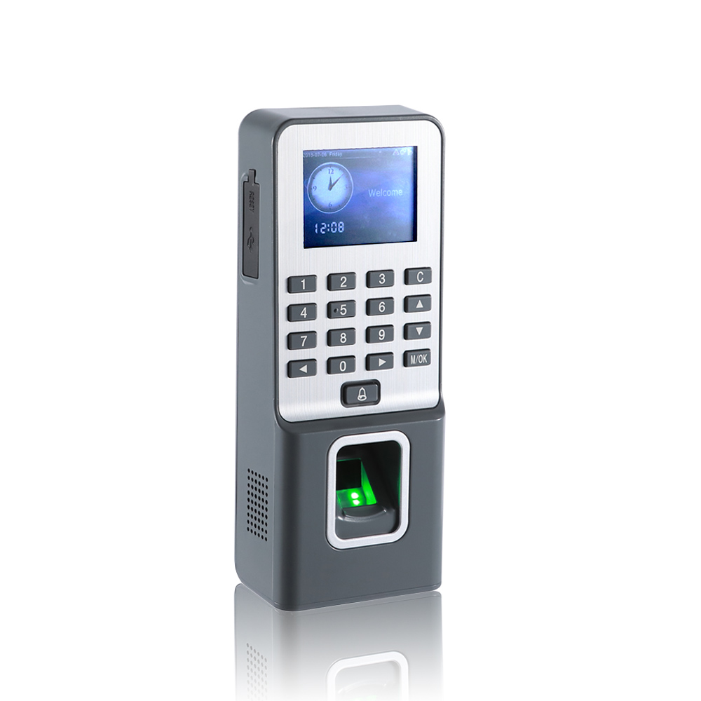 Biometric Fingerprint Access Control Terminal With Free Software ( F09 )