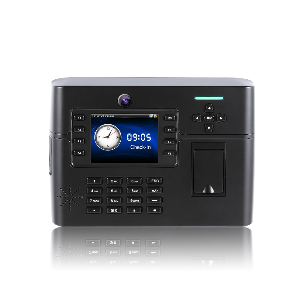 Fingerprint Access Control Machine With Backup Battery (TFT900)