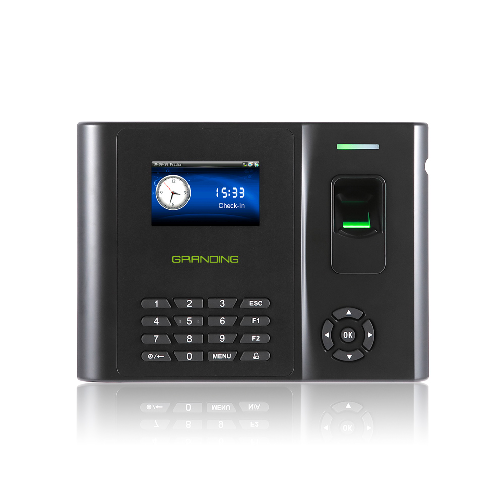 3 Inch TFT Color Screen TCP Or IP Fingerprint Access Control Controller (GT210)