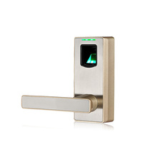 Smart Lock with Embedded Fingerprint Recognition ( ML10 )