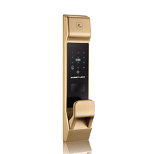 Smart Fingerprint Lock With Auto Mechanical System ( Ilock7 )