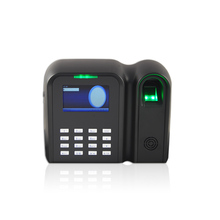 3-inch TFT Screen Fingerprint Time Attendance System with Auto Status ( QCLEAR-C )