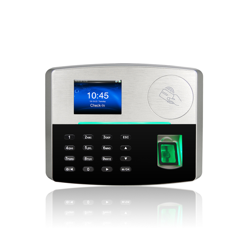 Bioid Fingerprint Sensor Time Attendance System Support POE Function(S800)